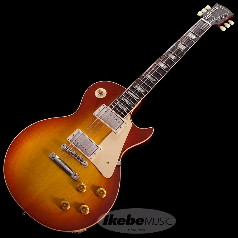 Custom Shop 1958 Les Paul Standard VOS Washed Cherry【S/N:80671 / Weight≒4.03kg】_2