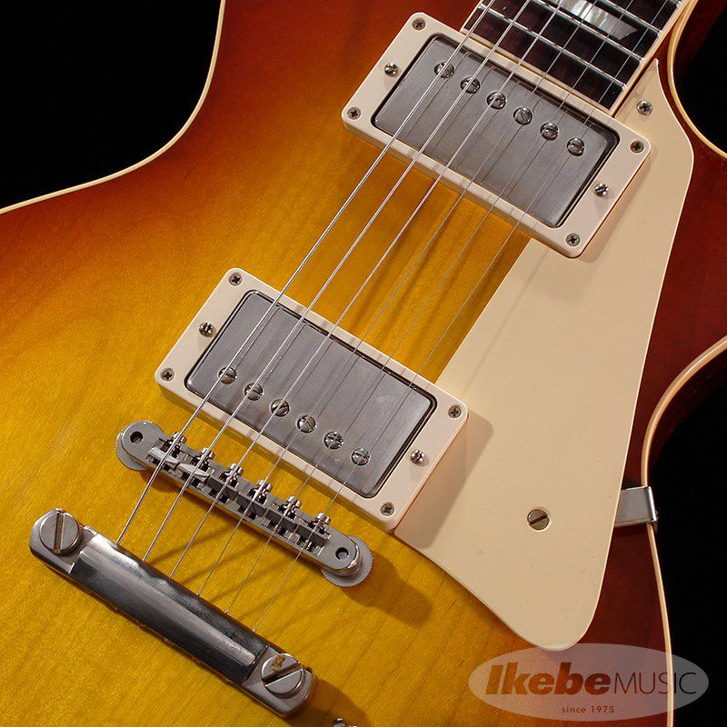 Custom Shop 1958 Les Paul Standard VOS Washed Cherry【S/N:80671 / Weight≒4.03kg】_3