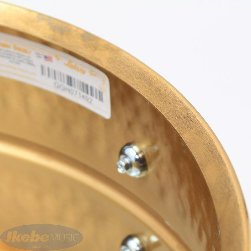 """LB552K [Hammered Bronze Phonic 14""""×6.5""""]【お取り寄せ品】_7"""