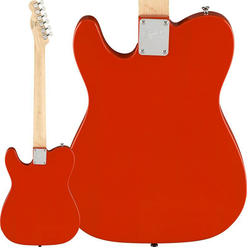 Affinity Series Telecaster (Race Red/Laurel Fingerboard)_2