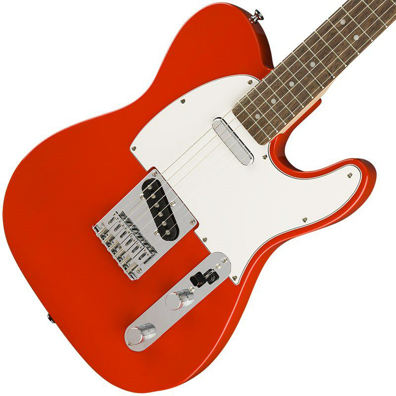 Affinity Series Telecaster (Race Red/Laurel Fingerboard)_3