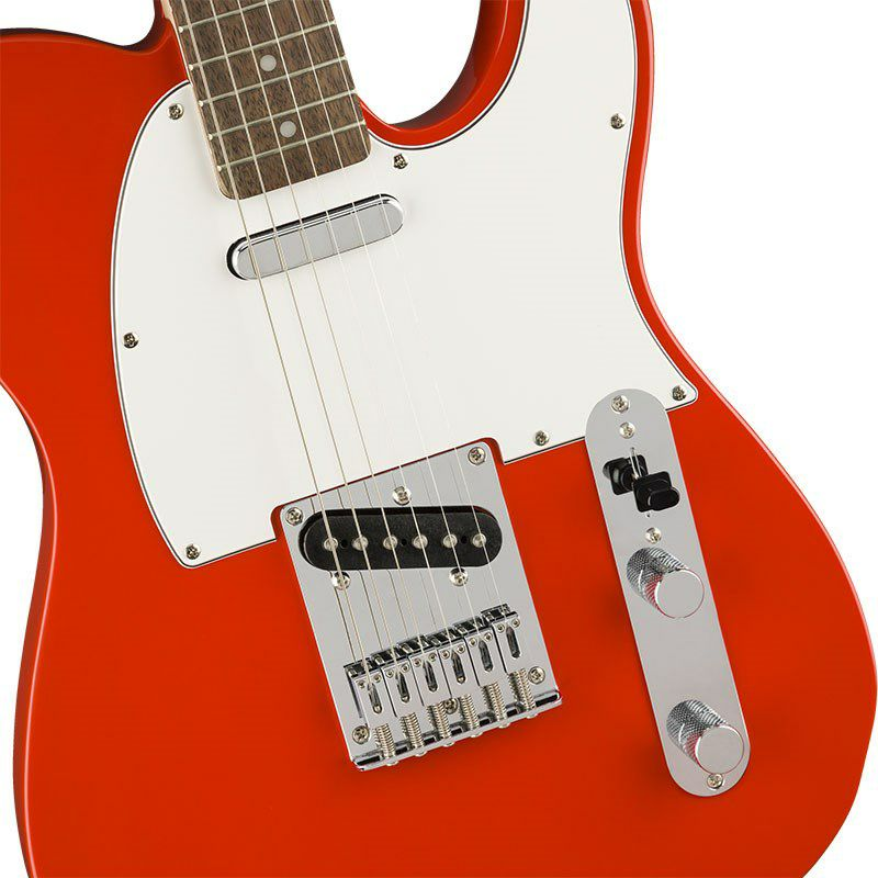 Affinity Series Telecaster (Race Red/Laurel Fingerboard)_4