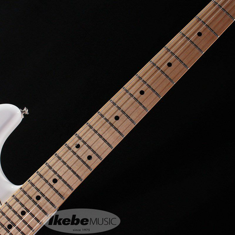 Player Stratocaster HSS (Polar White/Maple) [Made In Mexico]_3