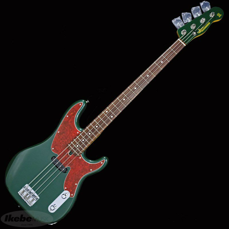 GM-CUSTOM with OXALIS OPB (Alder/Rosewood/Forest Green) 【旧定価最終在庫品】【MOON純正ストラッププレゼント!】_2