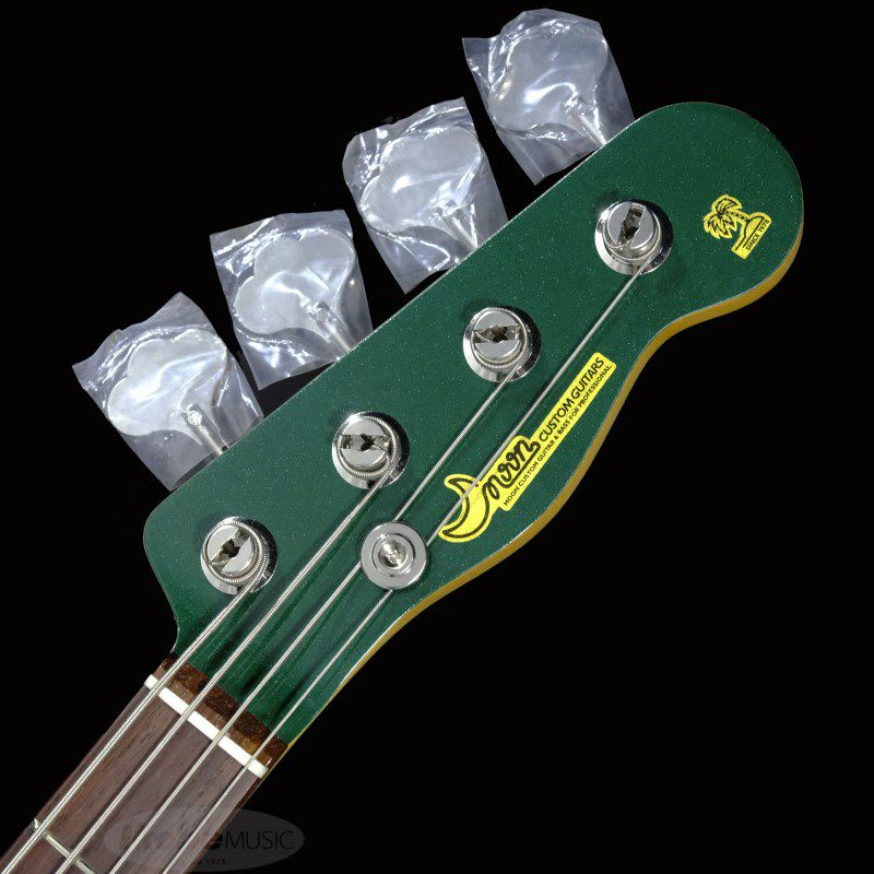 GM-CUSTOM with OXALIS OPB (Alder/Rosewood/Forest Green) 【旧定価最終在庫品】【MOON純正ストラッププレゼント!】_5