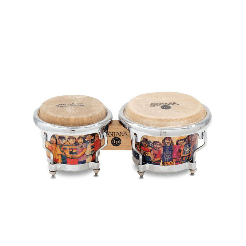 LPM200-AW [MINIATURE COLLECTION SANTANA MINI TUNABLE BONGOS] 【お取り寄せ品】_1