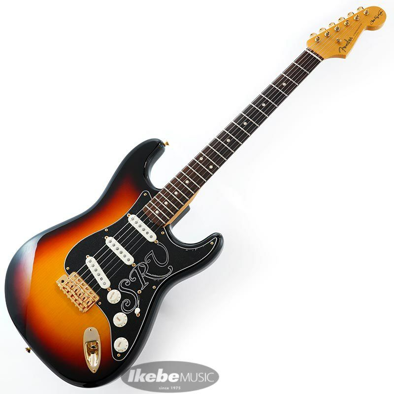 Stevie Ray Vaughan Signature Stratocaster (3-Color Sunburst) 【キズあり特価】 【ポイント18%還元】_2
