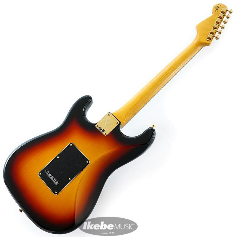 Stevie Ray Vaughan Signature Stratocaster (3-Color Sunburst) 【キズあり特価】 【ポイント18%還元】_3