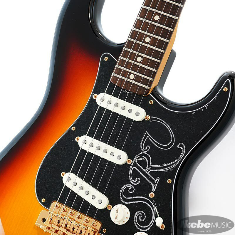 Stevie Ray Vaughan Signature Stratocaster (3-Color Sunburst) 【キズあり特価】_4