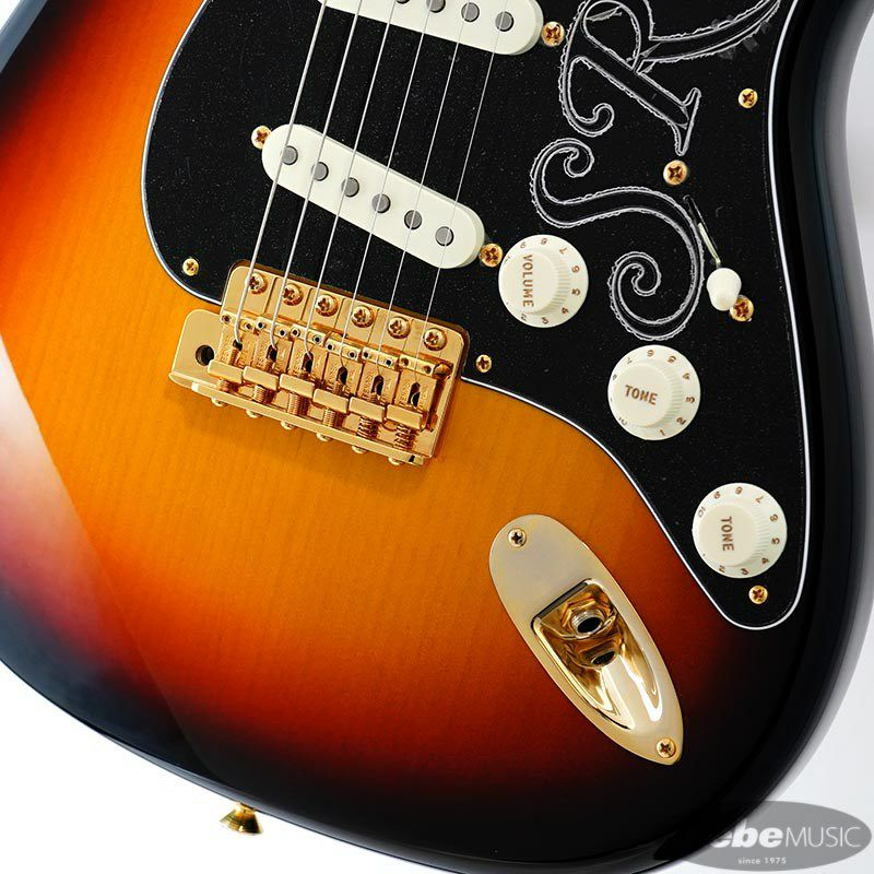 Stevie Ray Vaughan Signature Stratocaster (3-Color Sunburst) 【キズあり特価】_5