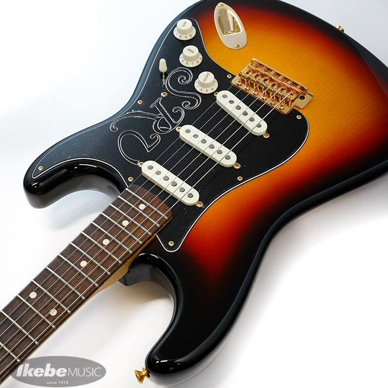Stevie Ray Vaughan Signature Stratocaster (3-Color Sunburst) 【キズあり特価】 【ポイント18%還元】_6