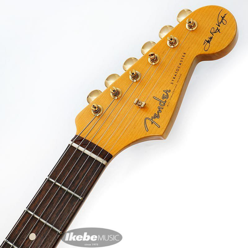 Stevie Ray Vaughan Signature Stratocaster (3-Color Sunburst) 【キズあり特価】 【ポイント18%還元】_9