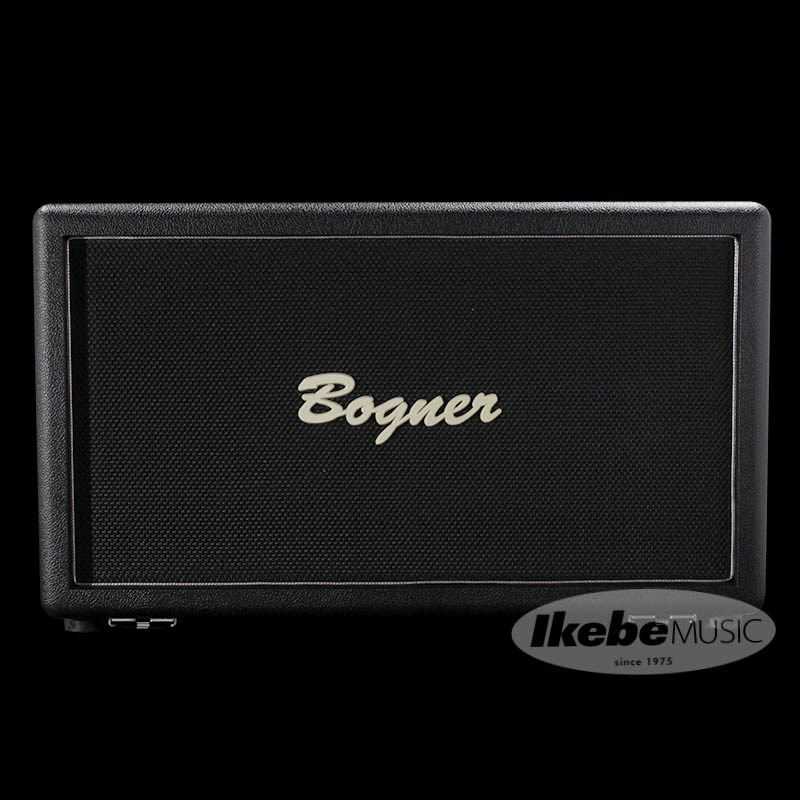 2×12 Cabinet Closed Back 8Ω【Black/Silver Piping】_1