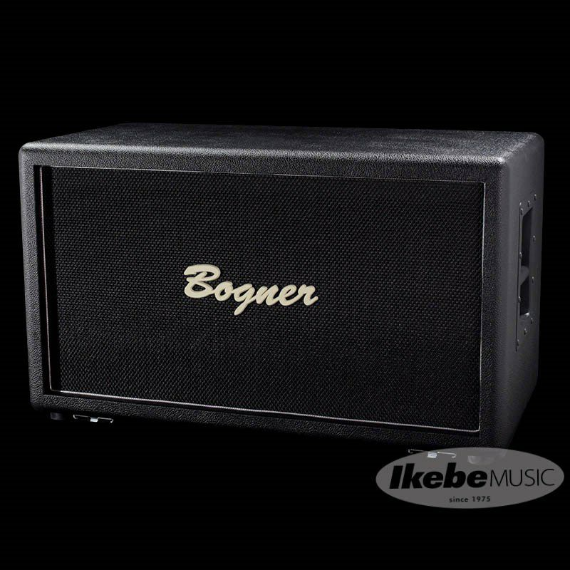 2×12 Cabinet Closed Back 8Ω【Black/Silver Piping】_2