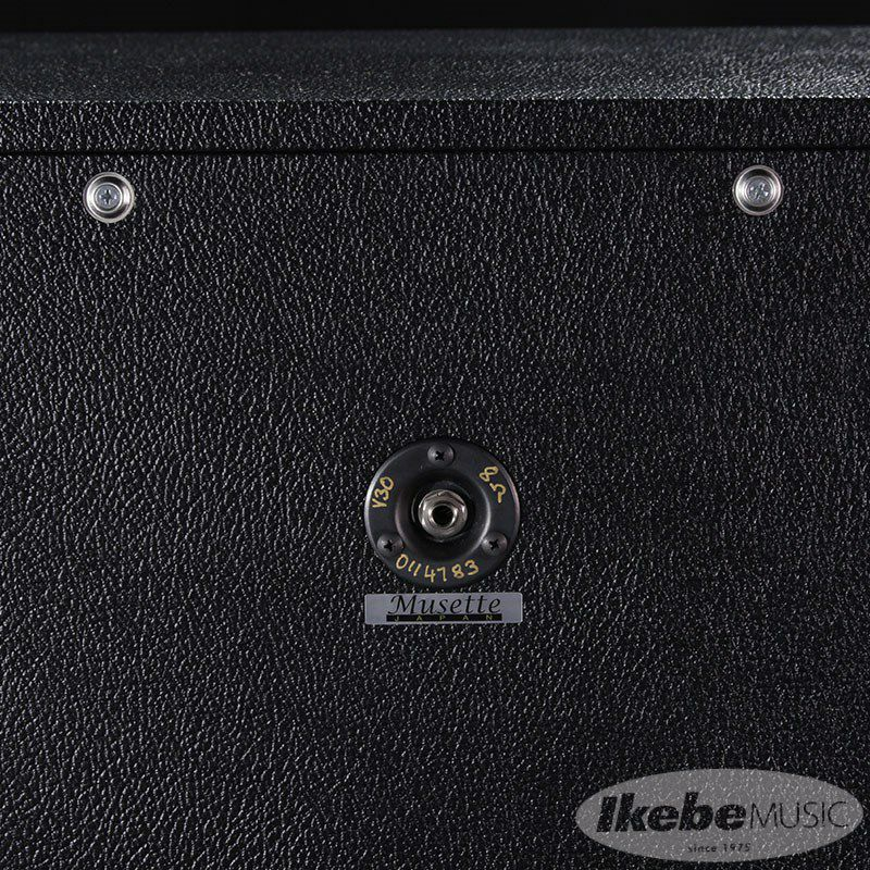 2×12 Cabinet Closed Back 8Ω【Black/Silver Piping】_5
