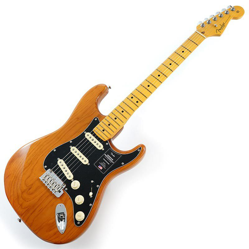 American Professional II Stratocaster (Roasted Pine/Maple)_2