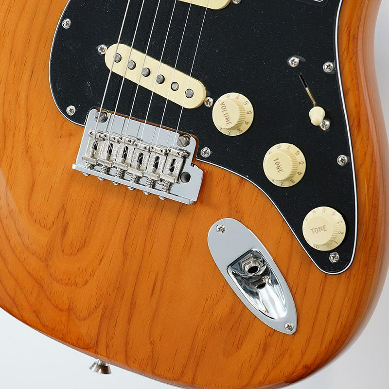 American Professional II Stratocaster (Roasted Pine/Maple)_5