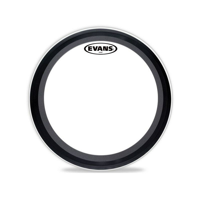 "BD16EMAD [EMAD Clear 16""/ Bass Drum:Wood Hoop仕様]【1ply , 10mil】【数量限定特価!】_1"