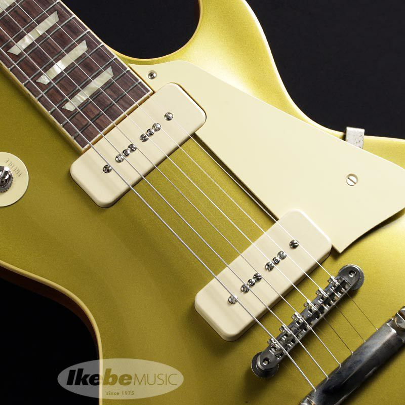 CUSTOM SHOP Japan Limited Run Historic Collection 1956 Les Paul Gold Top VOS (Double Gold) #6 0080 【ポイント18%還元】_4