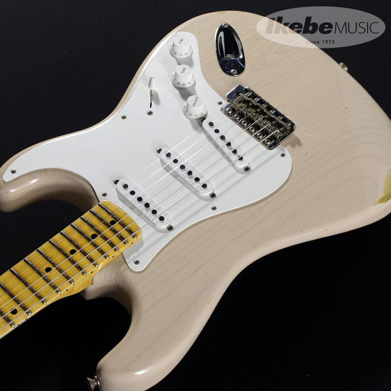 Limited Edition 1955 Stratocaster Relic (Dirty White Blonde) 【特価】_4