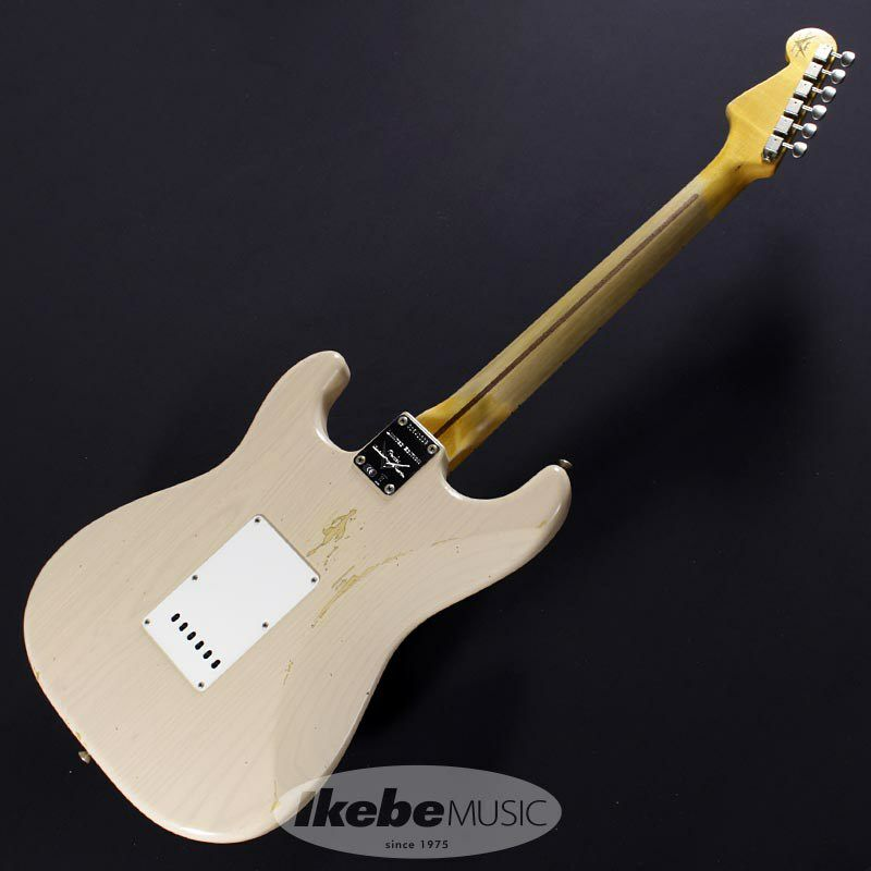 Limited Edition 1955 Stratocaster Relic (Dirty White Blonde) 【特価】_8