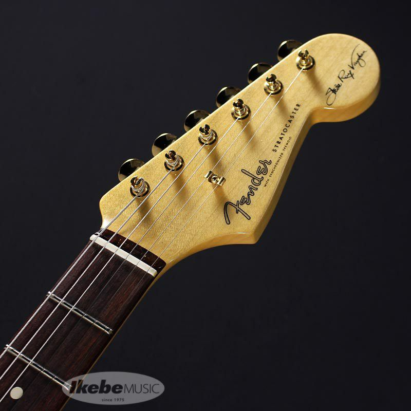 Stevie Ray Vaughan Signature Stratocaster (3-Color Sunburst)【特価】 【ポイント18%還元】_6