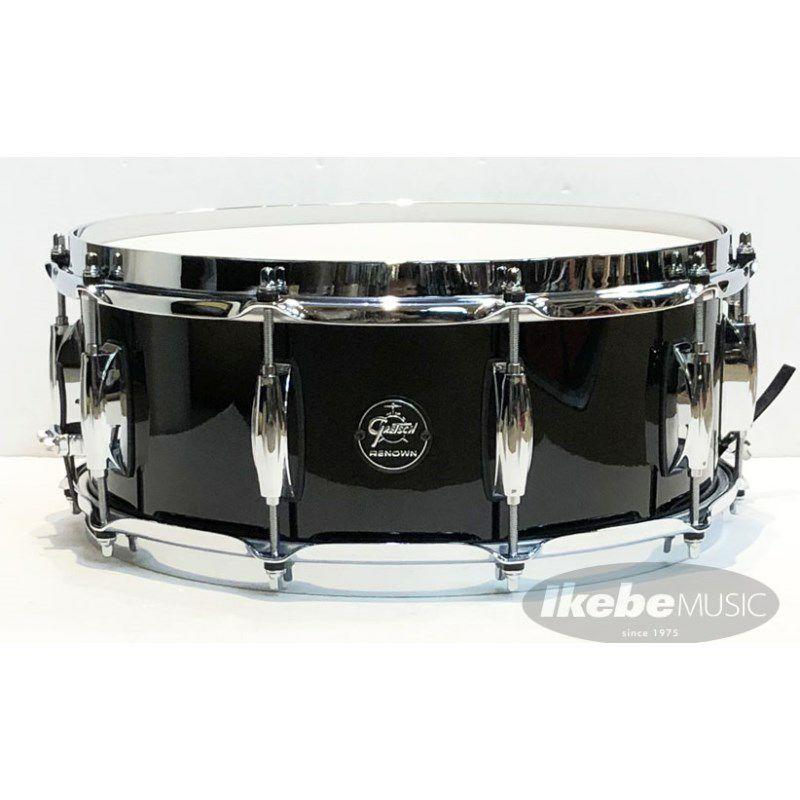 RN2-E825-PB [Renown Series 5pc Drum Kit / Piano Black Gloss]_7
