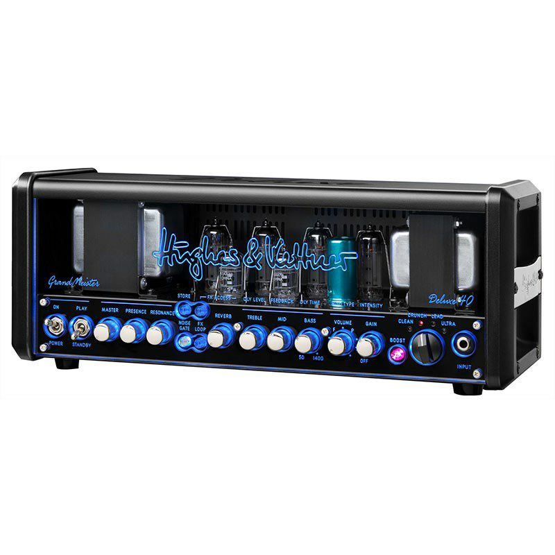 GrandMeister Deluxe 40+FSM432 MkIII 【ロゴ入りハードケース付き・数量限定セット】_2