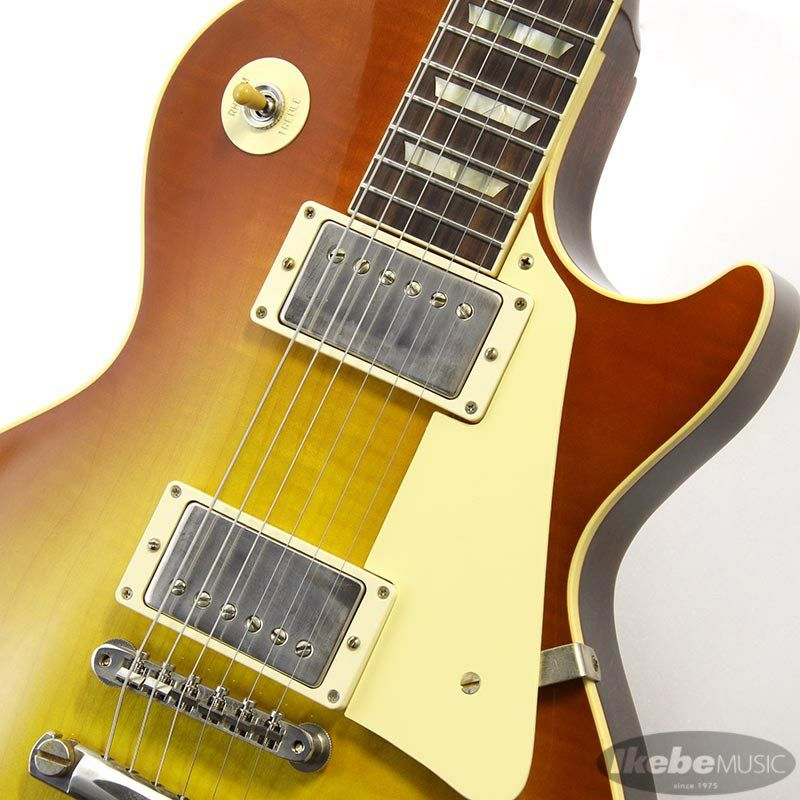 CUSTOM SHOP Historic Collection 1958 Les Paul Standard VOS Washed Cherry Sunburst 【SN.80833】 【ポイント18%還元】_4