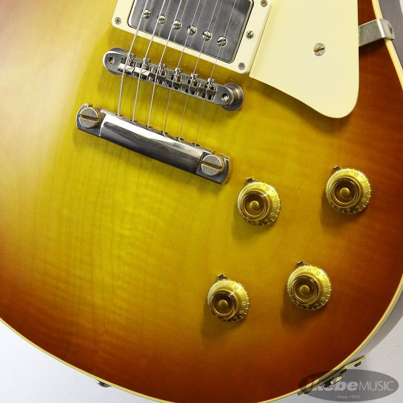 CUSTOM SHOP Historic Collection 1958 Les Paul Standard VOS Washed Cherry Sunburst 【SN.80833】 【ポイント18%還元】_5
