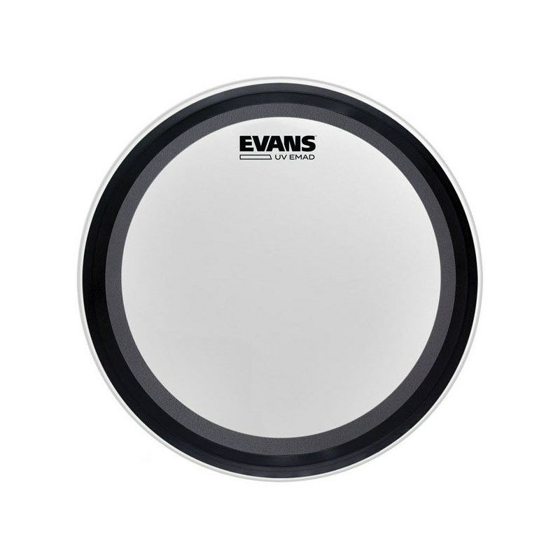 """BD16EMADUV [UV EMAD Coated 16"""" / Bass Drum:Wood Hoop仕様]【1ply 10mil + EMAD】【お取り寄せ品】【数量限定特価!】_1"""