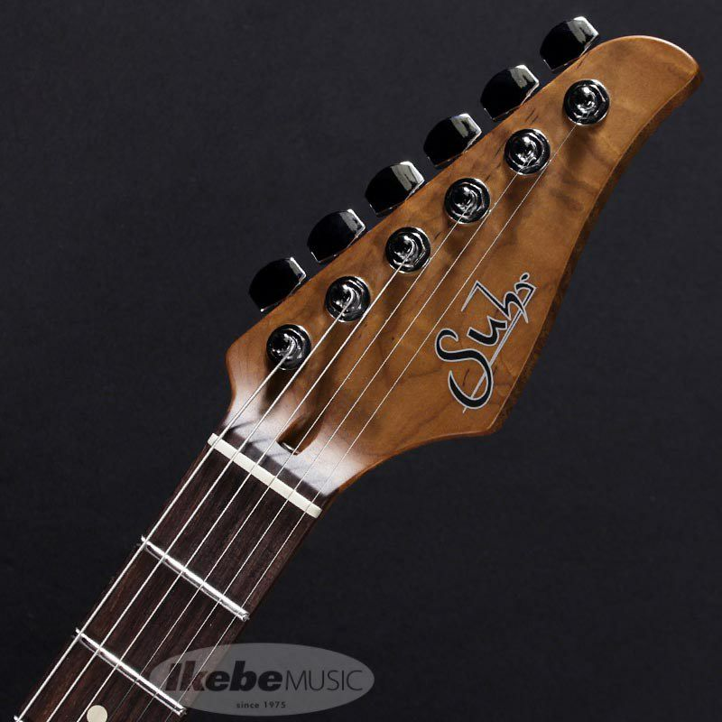 2020 Limited Edition Classic S Metallic Roasted Flame Maple Neck (Champagne) #JS2E6T  【ポイント20%還元】_5