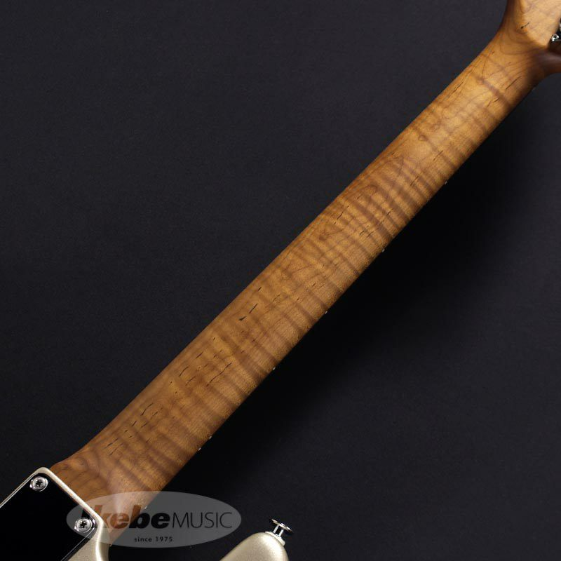 2020 Limited Edition Classic S Metallic Roasted Flame Maple Neck (Champagne) #JS2E6T  【ポイント20%還元】_6