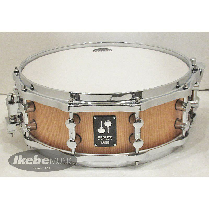 PL12-1405SDWD N [PROLITE Series Maple 14 x 5 / Die-Cast Hoops]【展示入替特価品】_1