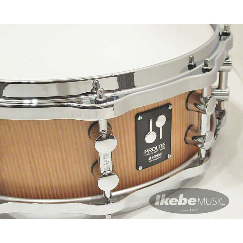 PL12-1405SDWD N [PROLITE Series Maple 14 x 5 / Die-Cast Hoops]【展示入替特価品】_2
