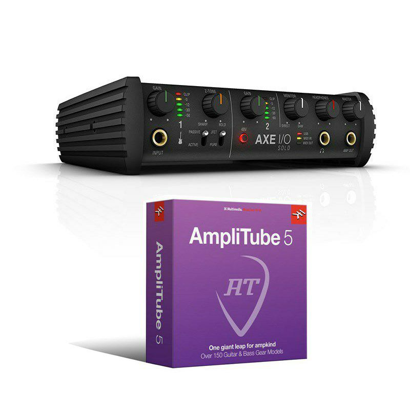 AXE I/O Solo + AmpliTube 5 Bundle_1