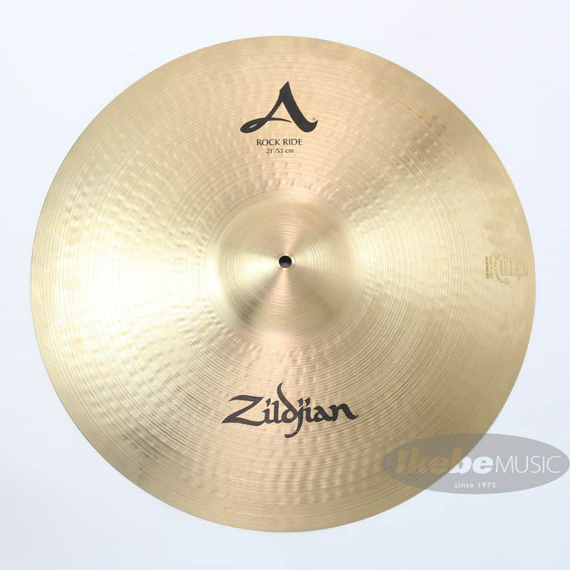 A Zildjian Rock Ride 21 [3196g] 【店頭展示特価品】_1