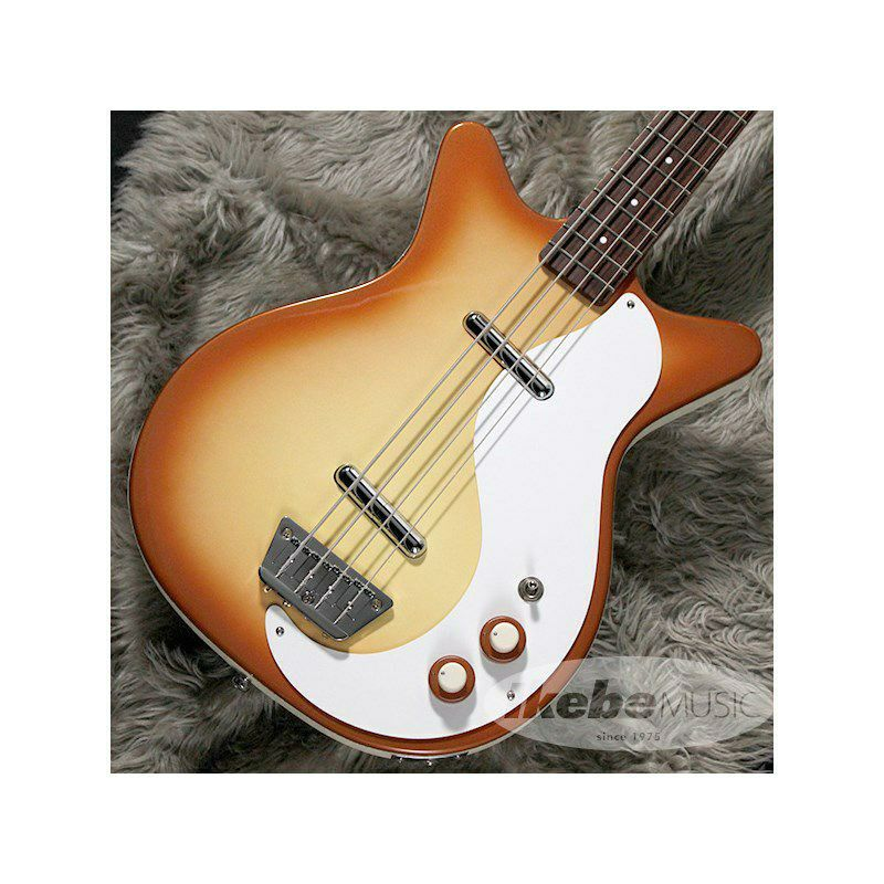 59DC LONG SCALE BASS (Copper Burst) 【特価】_1