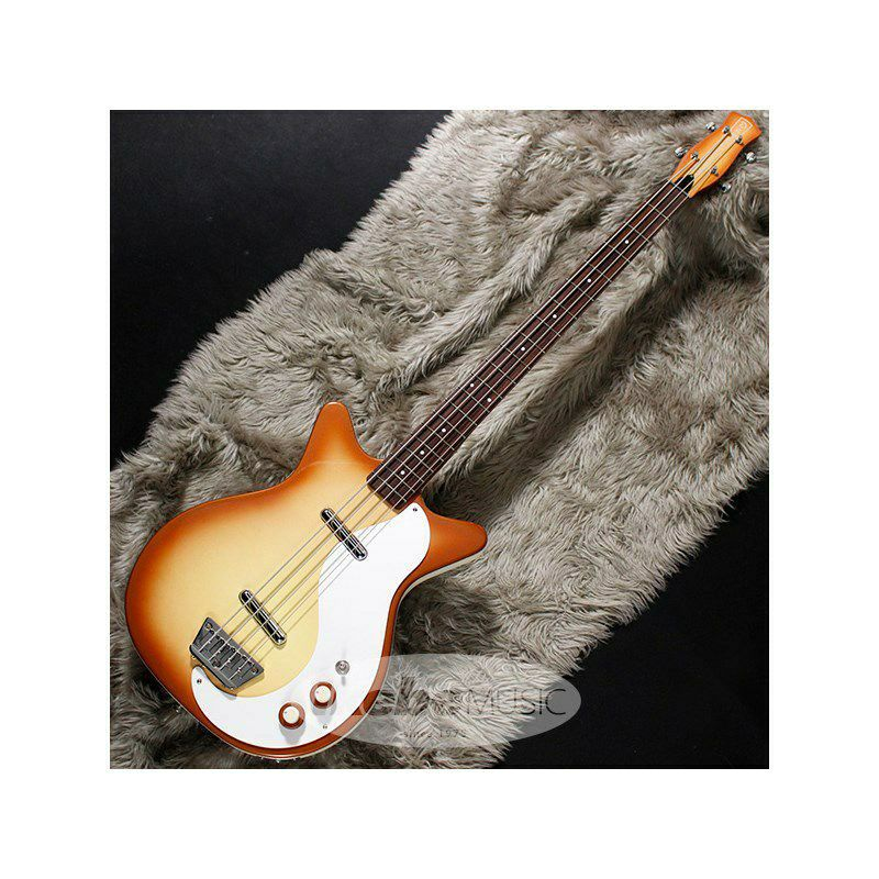59DC LONG SCALE BASS (Copper Burst) 【特価】_2