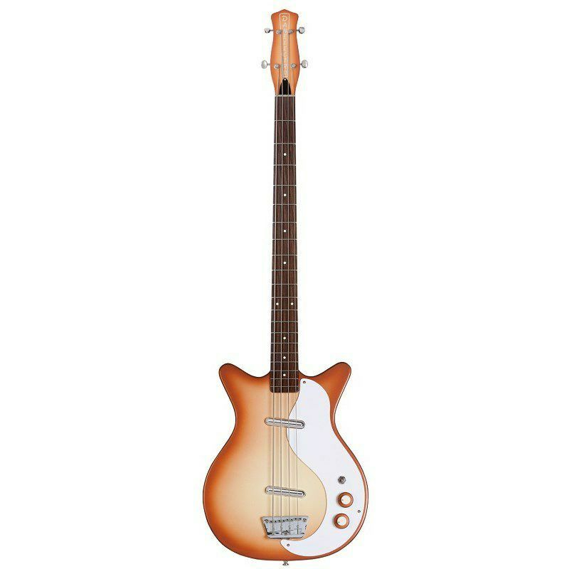 59DC LONG SCALE BASS (Copper Burst) 【特価】_8