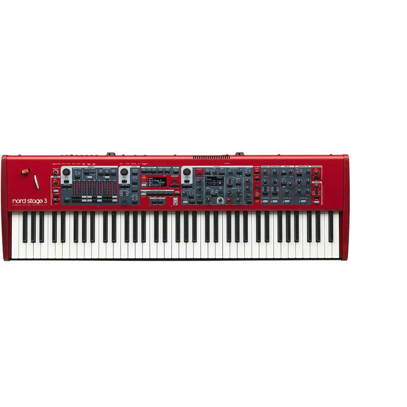 Nord Stage 3 HP 76【箱ボロアウトレット超特価】_1