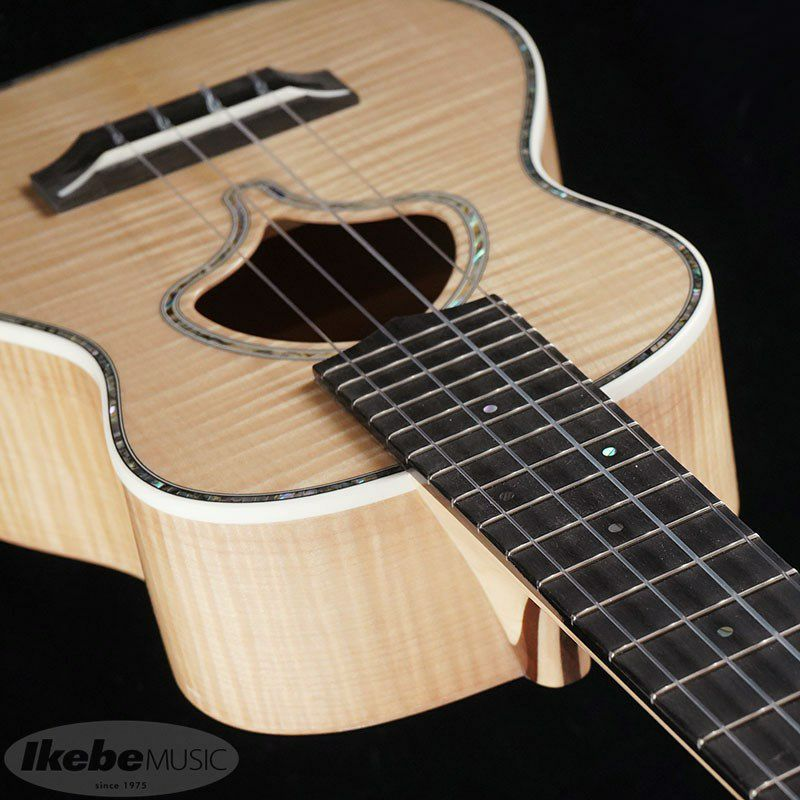 LUK-2000C/Flame Maple (Natural) [Concert Ukulele] #AL0035_5