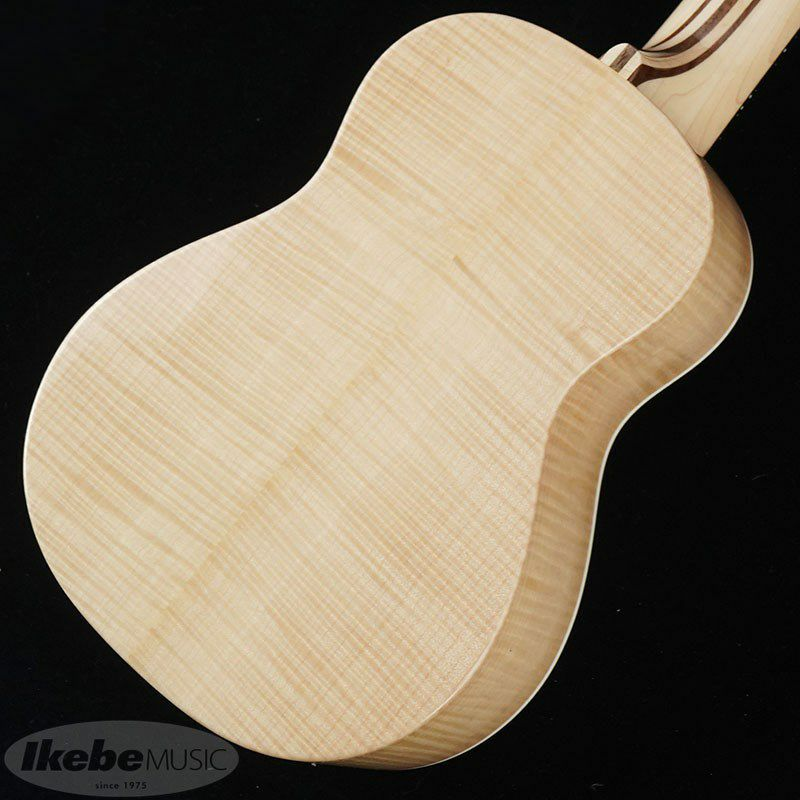LUK-2000C/Flame Maple (Natural) [Concert Ukulele] #AL0035_7