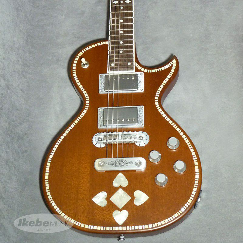 Antanus Superior Series A24SU NATURAL PEARL HEART (Natural) 【特価】_1