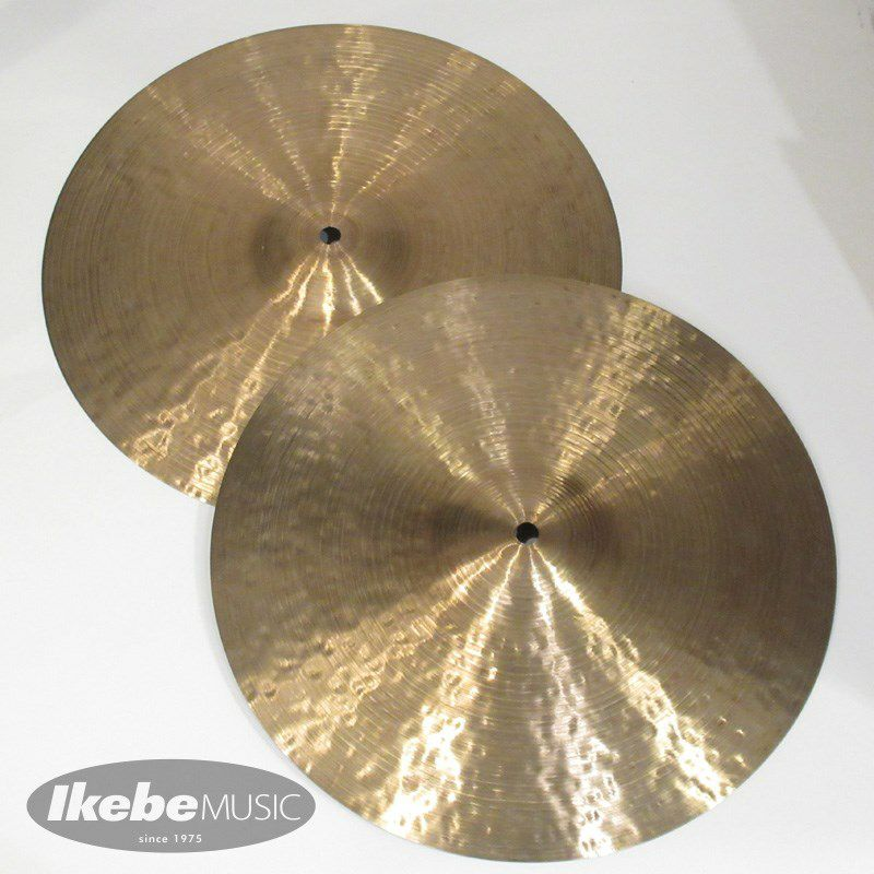 30th Anniversary HiHat 14pair [Top:705g / Bottom:760g] 【Made in Turkeyシンバルフェア!】_1