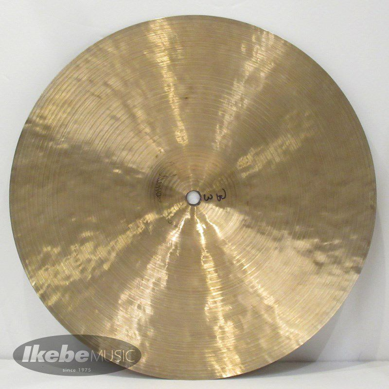 30th Anniversary HiHat 14pair [Top:705g / Bottom:760g] 【Made in Turkeyシンバルフェア!】_5