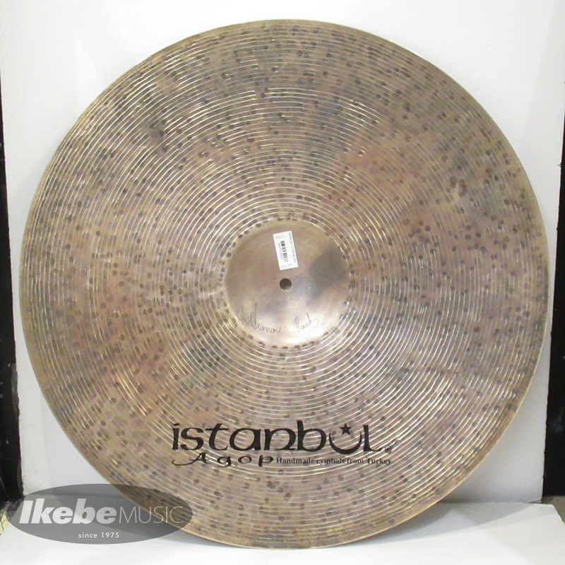 Special Edition Jazz Ride 22[2520g] 【Made in Turkeyシンバルフェア!】_2
