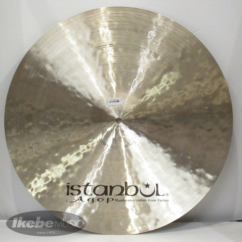 Traditional Jazz Ride 20[1730g] 【Made in Turkeyシンバルフェア!】_2