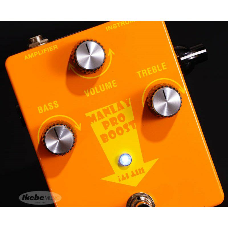 Pro Boost [Colorsound Power Boost/Overdriver Reissue]_3
