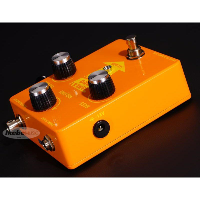 Pro Boost [Colorsound Power Boost/Overdriver Reissue]_5
